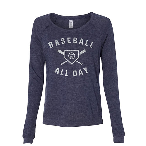 Baseball All Day Locker Room Shirt