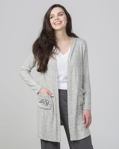 JAGS Women's Cuddle Fleece Cardigan