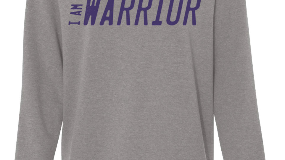Womens Warrior Scrimmage Sweatshirt