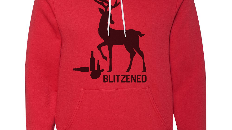 HOLIDAY SPECIAL - Blitzened Hoodie