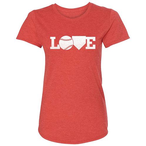 Womens LOVE tee