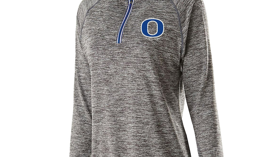Womens Force Training a1/4 zip Pullover