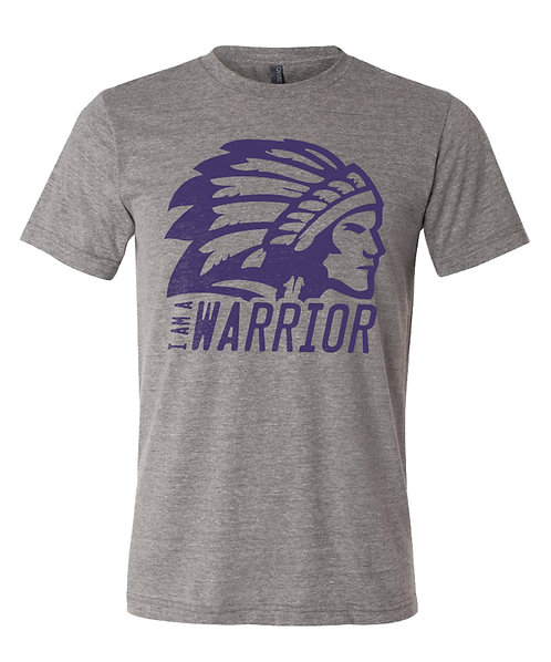 Mens Vintage Warrior Tee