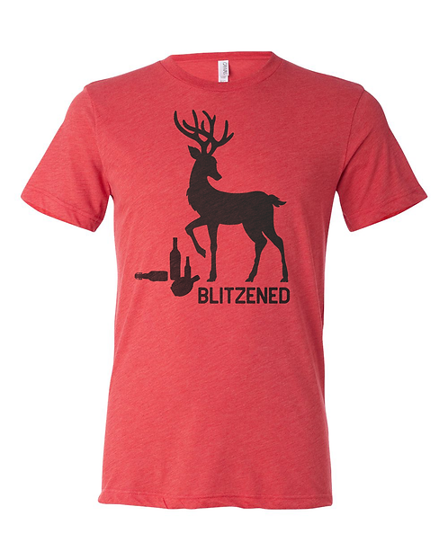 HOLIDAY SPECIAL - Blitzened Tee