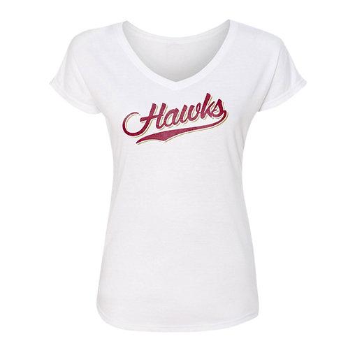 Ankeny Hawks V-Neck Tee