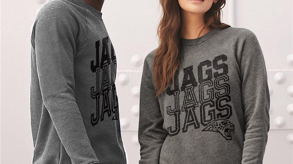 Retro Jags Crewneck Sweatshirt