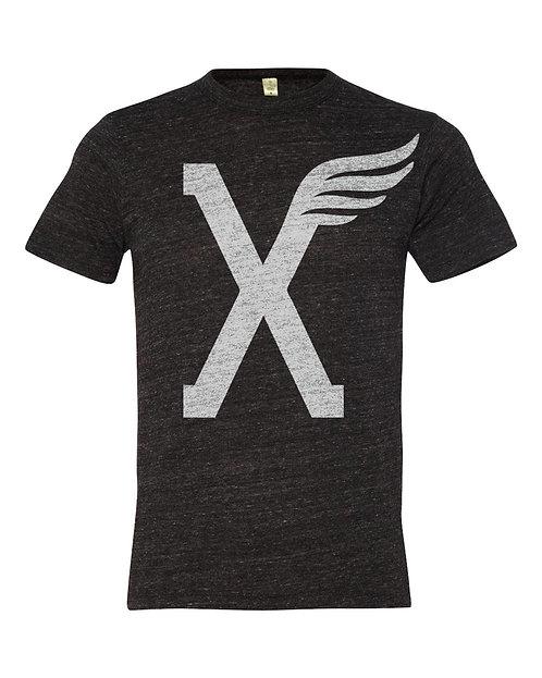 Vintage Winged X Crew Tee