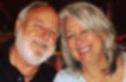 Houston residential plumber Robert Graves and his wife Nancy Graves.