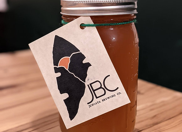 Tumeric Ginger Kombucha - JBC