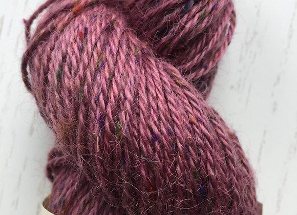 """Yarn [""""Peace"""" Speckled - 90% Wool/10% Silk] -Und"""