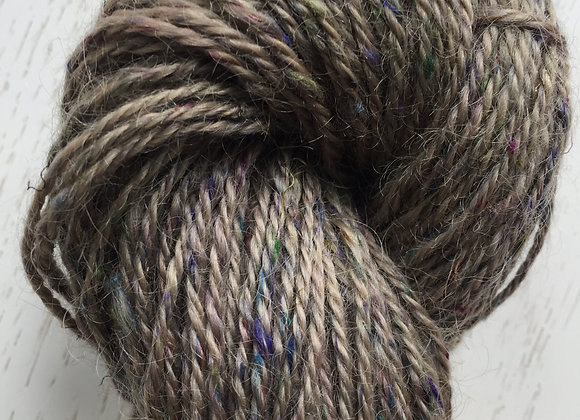 "Yarn [""G.G."" Speckled - 90%Wool / 10%Silk] - Und"