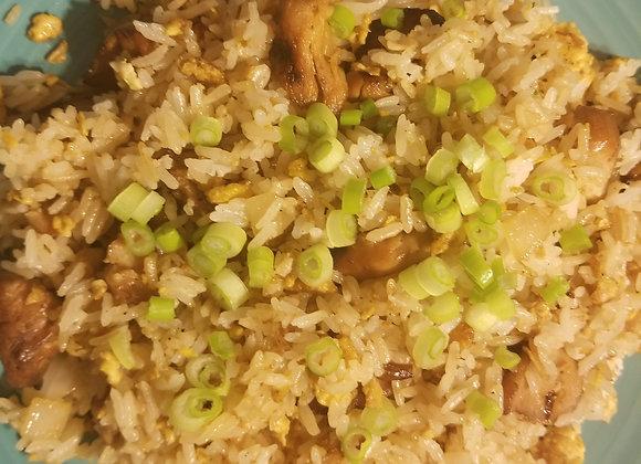 Pork Fried Rice - Oom