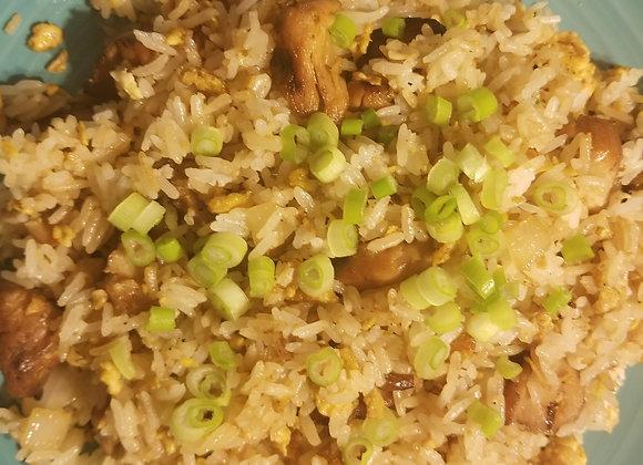 Chicken Fried Rice - Oom