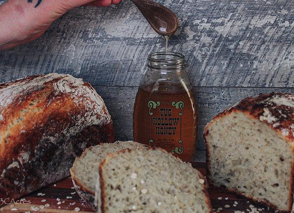 Honey and Oat Bread - 3C