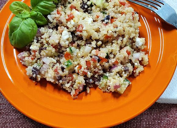 Mediterranean Quinoa Salad (Large) - Gar