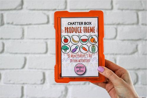 Chatter Box - Produce Theme