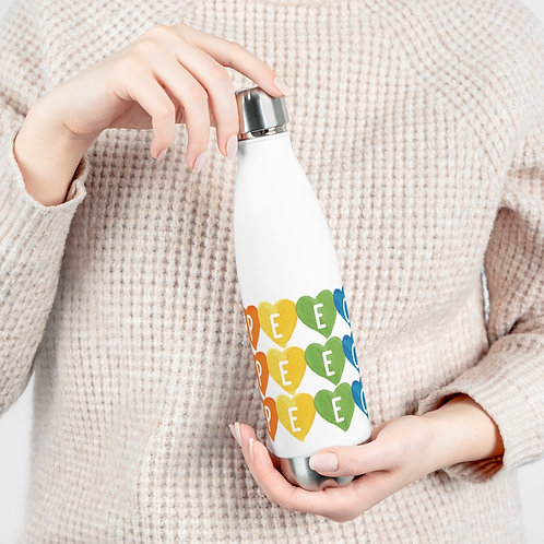 """""""Sweetheart Speech"""" Collection - 20oz Insulated Bottle"""