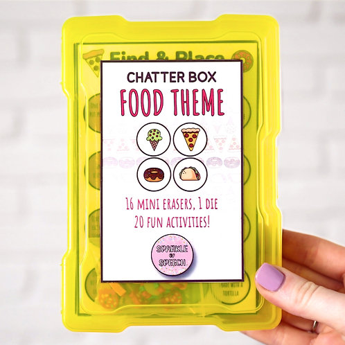 Chatter Box - Fun with Food!