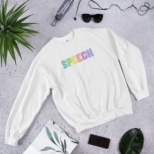 """Bright Speech Collection"" - Sweatshirt"