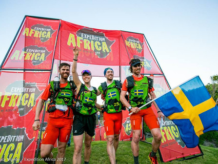 Race report Expedition Africa
