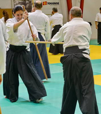 aikido distance worldwide training