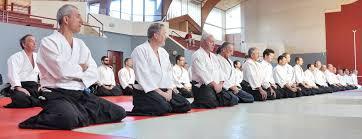 Aikido hakama stages internationaux