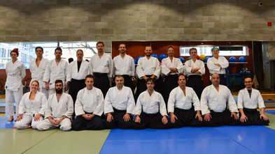 Aikido Downtown Montreal ACADEMIE