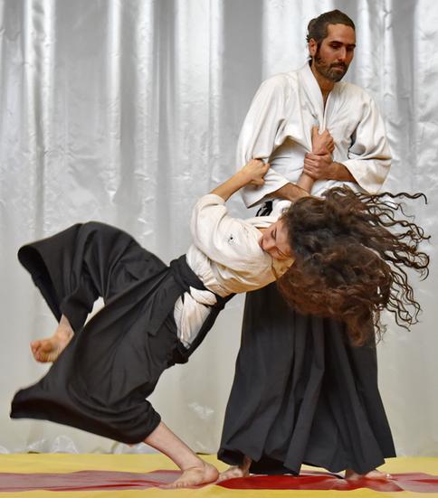 arts martiaux aikido quebec