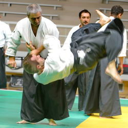 aikido throw projection expertise