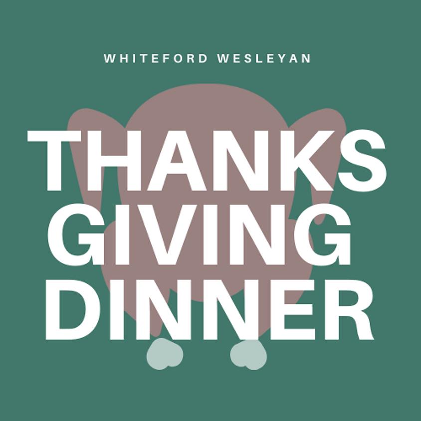 WWC Thanksgiving Dinner