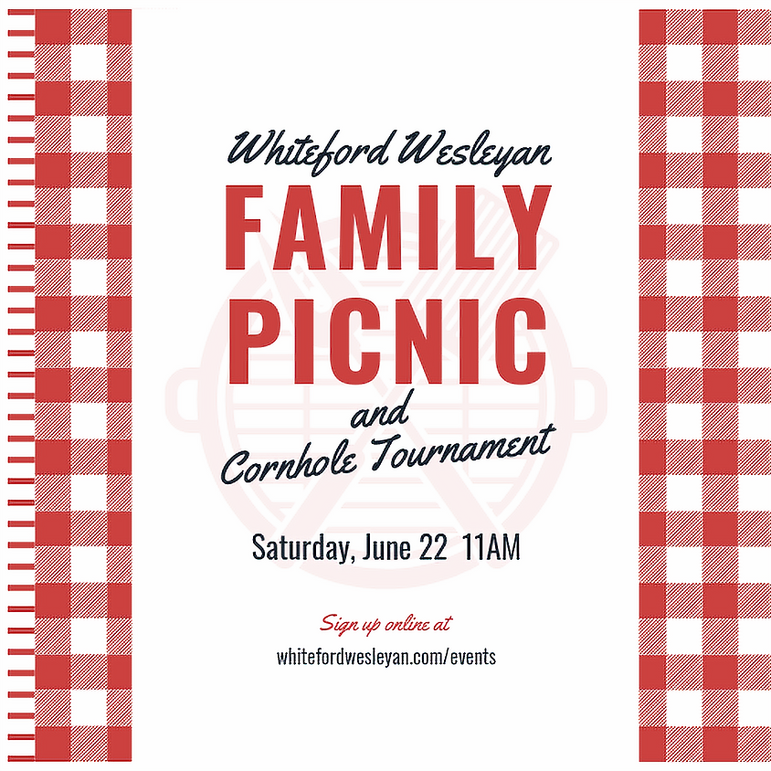Family Picnic and Cornhole Tournament