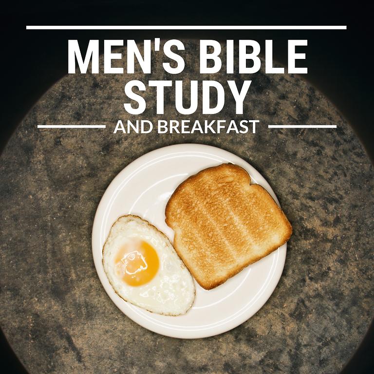 Men's Bible Study and Breakfast