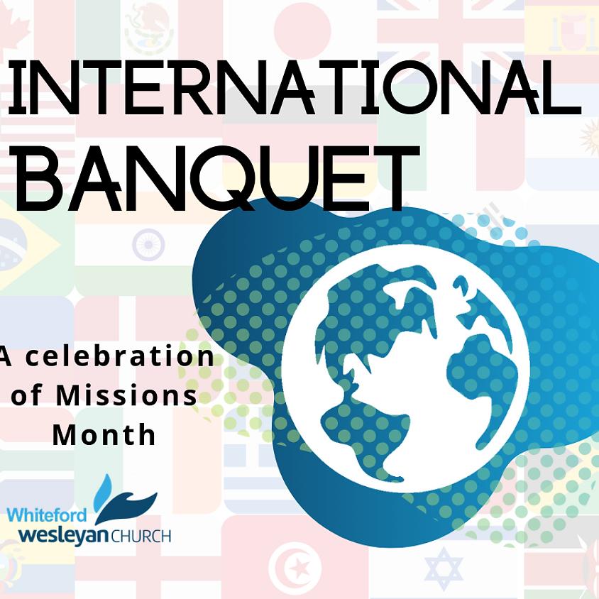 Annual International Banquet