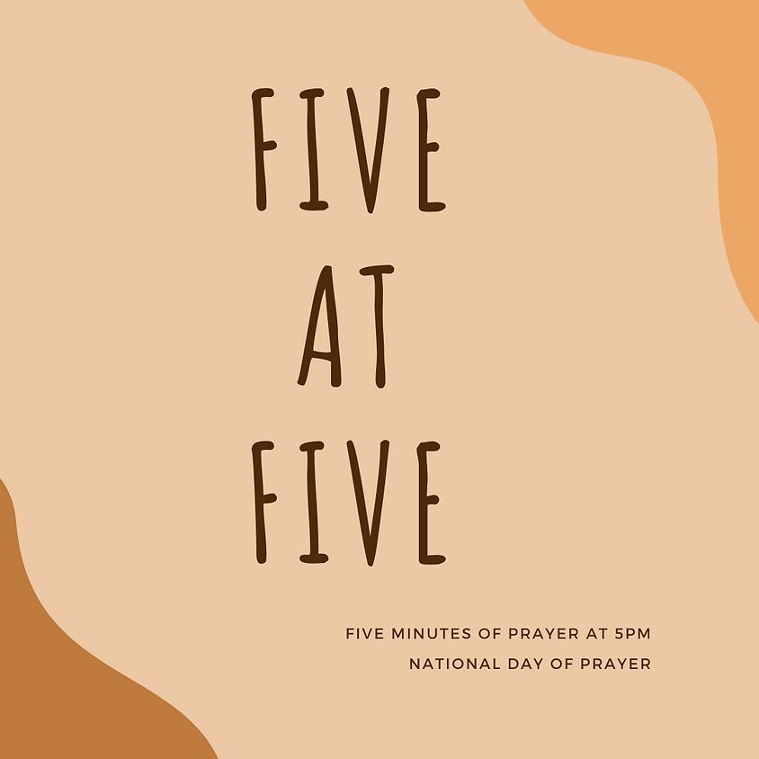 5 @ 5