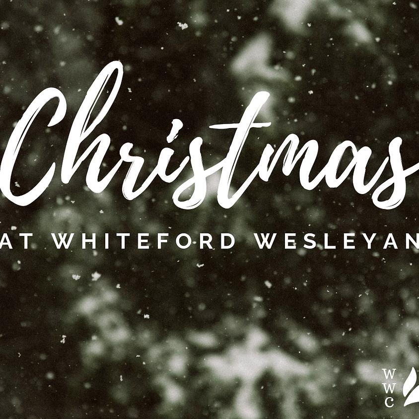 Christmas at Whiteford Wesleyan