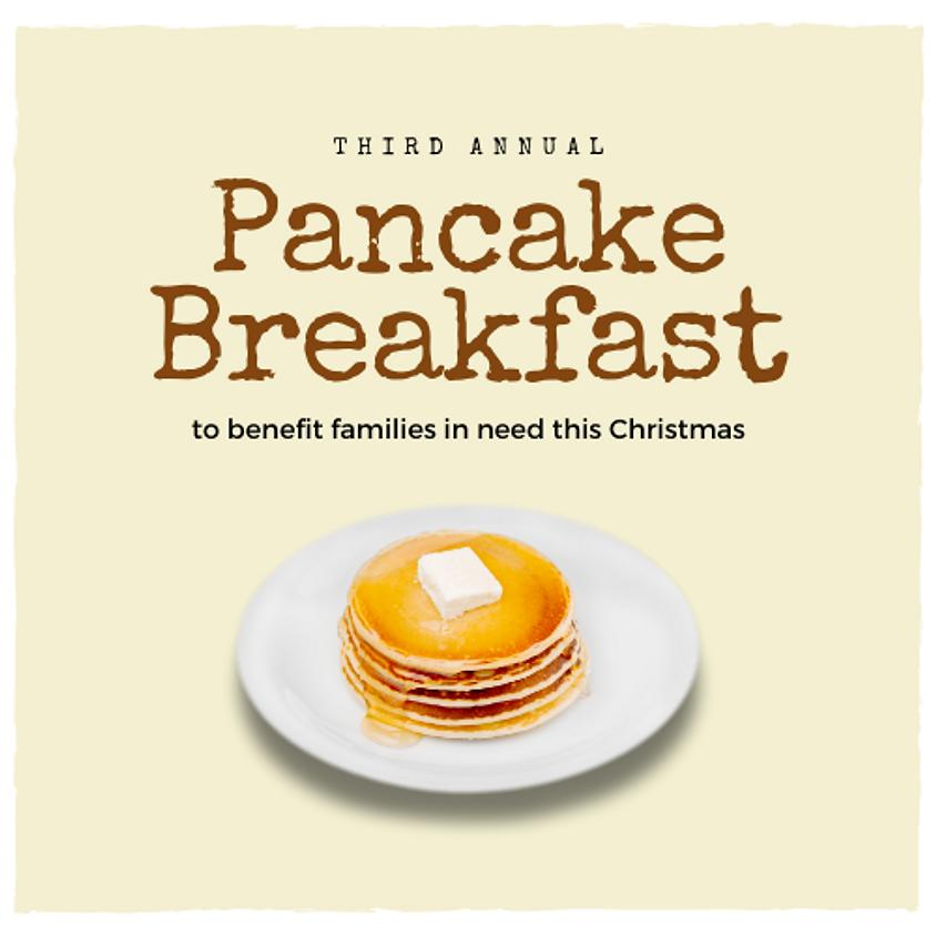 3rd Annual Pancake Breakfast