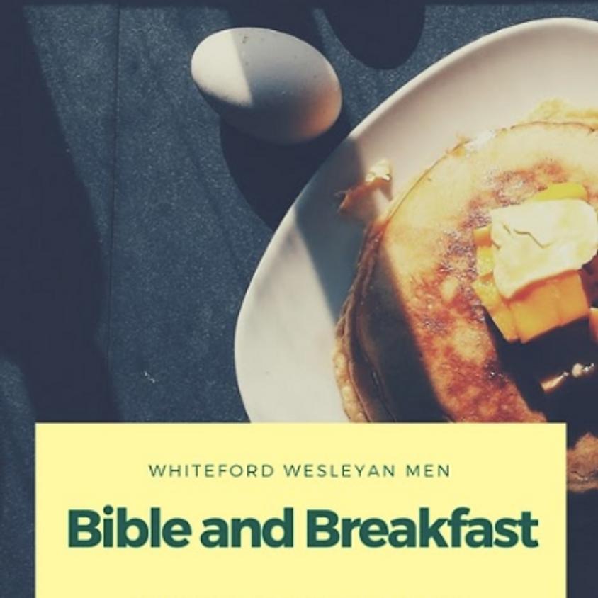 Men's Bible & Breakfast