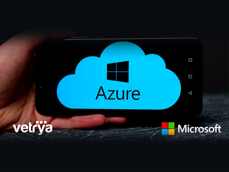 Vetrya ottiene la certificazione Modernization of Web Application on Azure Advanced Specialization
