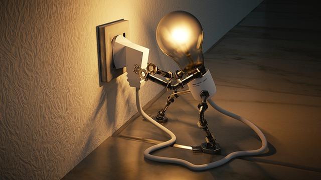 電気が消えて真っ暗?すぐ点灯!停電?スマートメーターの動作
