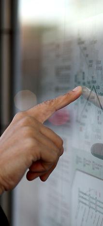 сенсорный экран компьютера