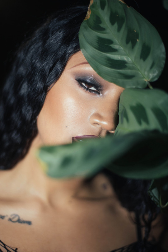 Shot by Christine Shields. Model - Alaina Butler Portland, Oregon 2020