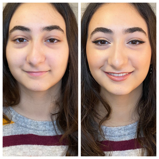Senior Photo Makeup 2021