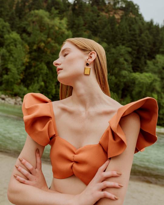 Shot by Jason Kent Model - Katrina Drummond Stylist -Emily Crossland Design Portland, Oregon 2020