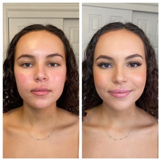Senior Photo Makeup 2020