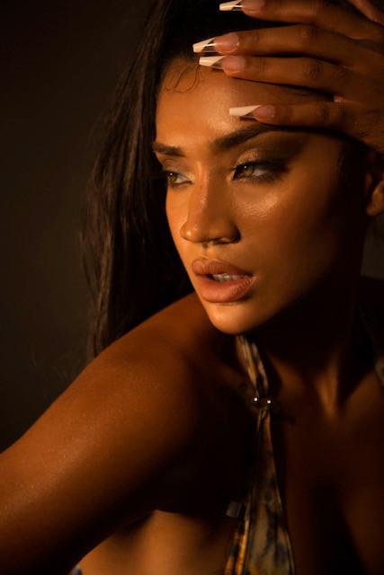 Shot by Christine Shields for Temple Cartel Campaign. Model - Scout LabicheModel - Alaina Butler. Portland, Oregon 2020.