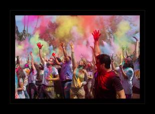 """Holi Festival Fun"" by Nikki Washburn"