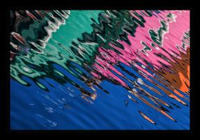 """Liquid Colorâ"" by Bobby Tan"