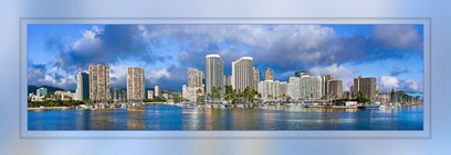 """Paradise in Cement - Honolulu"" by John Powers"
