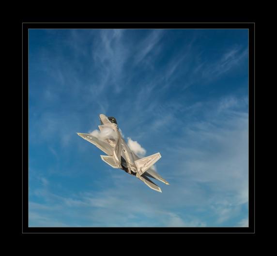 """""""Hitting Mach 1"""" by Mel Carll"""