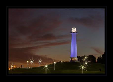 """Long Beach Lighthouse"" by Angela Chen"